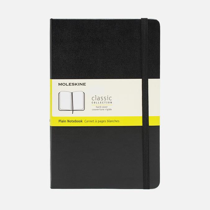Записная книжка Moleskine Classic Large Black 240 pgs