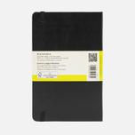 Moleskine Classic Large Notebook Black 240 pgs photo- 1