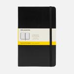 Записная книжка Moleskine Classic Large Squared Black 240 pgs фото- 0