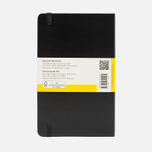 Записная книжка Moleskine Classic Large Squared Black 240 pgs фото- 1