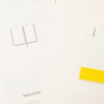 Записная книжка Moleskine Classic Large Squared Black 240 pgs фото- 4