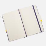Записная книжка Moleskine Classic Large Squared Purple 240 pgs фото- 2