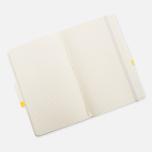 Moleskine Classic Large Squared Notebook White 240 pgs photo- 2