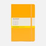 Записная книжка Moleskine Classic Large Squared Yellow 240 pgs фото- 0