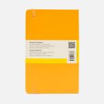 Записная книжка Moleskine Classic Large Squared Yellow 240 pgs фото- 1