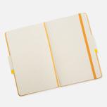 Записная книжка Moleskine Classic Large Squared Yellow 240 pgs фото- 2