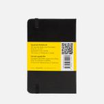 Записная книжка Moleskine Classic Pocket Squared Black 192 pgs фото- 1
