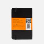 Записная книжка Moleskine Classic Pocket Line Black 192 pgs фото- 1
