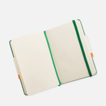 Moleskine Classic Pocket Line Notebook Green 192 pgs photo- 4