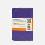 Moleskine Classic Pocket Line Notebook Purple 192 pgs photo- 1
