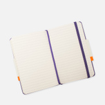 Moleskine Classic Pocket Line Notebook Purple 192 pgs photo- 4