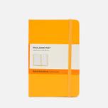 Записная книжка Moleskine Classic Pocket Line Yellow 192 pgs фото- 0
