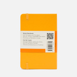 Записная книжка Moleskine Classic Pocket Line Yellow 192 pgs фото- 1