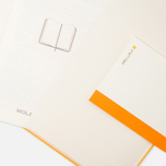 Записная книжка Moleskine Classic Pocket Line Yellow 192 pgs фото- 3