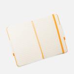 Записная книжка Moleskine Classic Pocket Line Yellow 192 pgs фото- 4