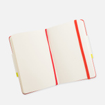 Moleskine Classic Pocket Notebook Red 192 pgs photo- 4