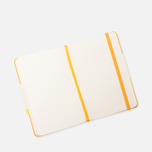 Moleskine Classic Pocket Notebook Yellow 192 pgs photo- 4