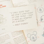 Записная книжка Moleskine Mickey Mouse Pocket Black 192 pgs фото- 7