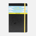 Записная книжка Moleskine The Simpsons Large Black 240 pgs фото- 0