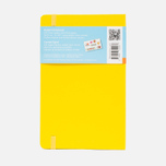 Moleskine The Simpsons Large Notebook Line Yellow 240 pgs photo- 1