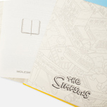 Записная книжка Moleskine The Simpsons Large Line Yellow 240 pgs фото- 5