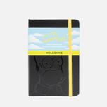 Записная книжка Moleskine The Simpsons Pocket Black 192 pgs фото- 0