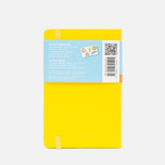 Moleskine The Simpsons Pocket Line Notebook Yellow 192 pgs photo- 1