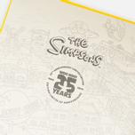 Записная книжка Moleskine The Simpsons Pocket Line Yellow 192 pgs фото- 3