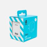 uBear Dual USB Wall 1.0 A Car Battery Charger White photo- 4
