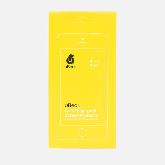 Защитная пленка uBear Anti-Fingerprint IPhone 5/5c/5s Matte