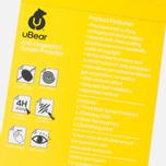 Защитная пленка uBear Anti-Fingerprint IPhone 5/5c/5s Matte фото- 2