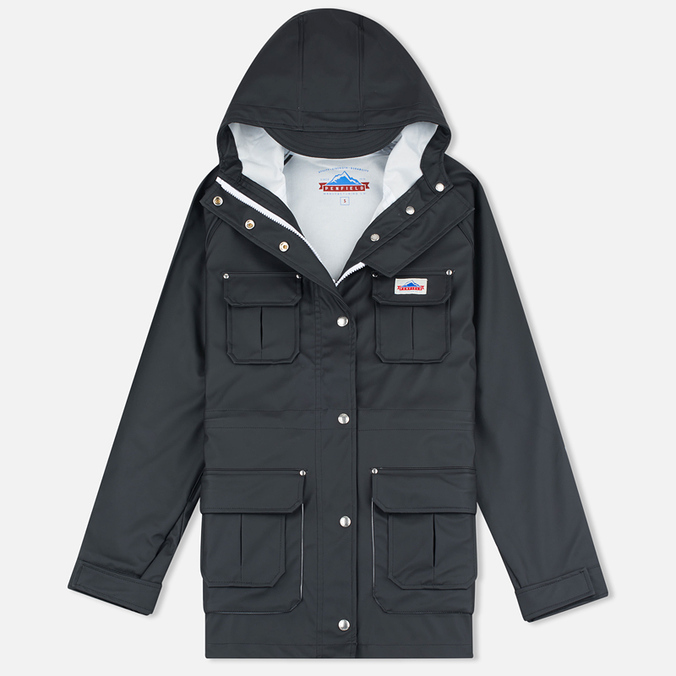 Женская демисезонная куртка Penfield Vassan Weatherproof Black