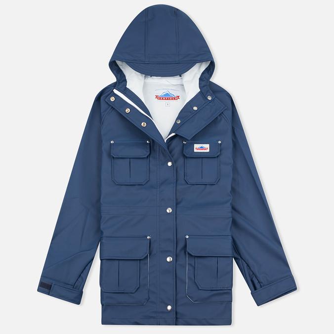 Женская демисезонная куртка Penfield Vassan Weatherproof Navy