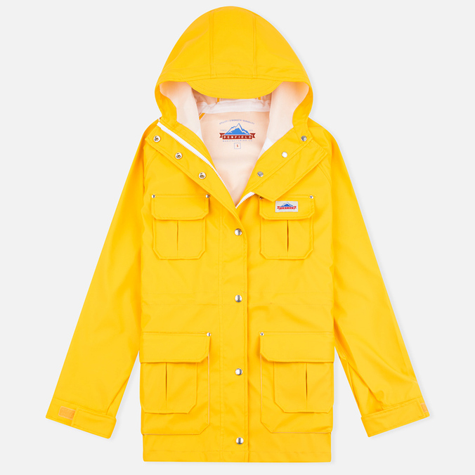 Женская демисезонная куртка Penfield Vassan Weatherproof Yellow