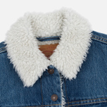 Женская джинсовая куртка Levi's Authentic Sherpa Movin Shakin фото- 1