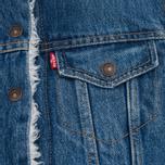 Женская джинсовая куртка Levi's Authentic Sherpa Movin Shakin фото- 3