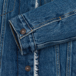 Женская джинсовая куртка Levi's Authentic Sherpa Movin Shakin фото- 4