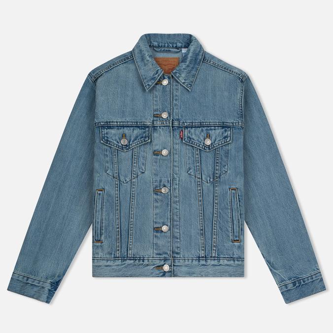 Женская джинсовая куртка Levi's Ex-Boyfriend Trucker Dream Of Life
