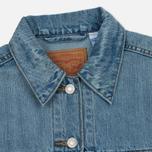 Женская джинсовая куртка Levi's Ex-Boyfriend Trucker Dream Of Life фото- 1