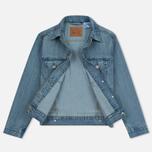 Женская джинсовая куртка Levi's Ex-Boyfriend Trucker Dream Of Life фото- 2