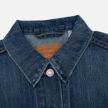 Женская джинсовая куртка Levi's Ex-Boyfriend Trucker Groovesmarks фото- 1