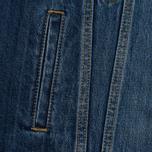 Женская джинсовая куртка Levi's Ex-Boyfriend Trucker Groovesmarks фото- 3