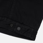 Женская джинсовая куртка Levi's Original Sherpa Trucker Forever Black фото- 5