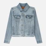 Женская джинсовая куртка Levi's Original Trucker All Yours фото- 0