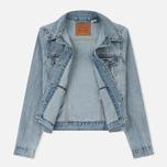 Женская джинсовая куртка Levi's Original Trucker All Yours фото- 2