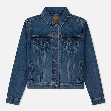 Женская джинсовая куртка Levi's Original Trucker Soft As Butter
