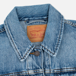 Levi's Trucker Women's Denim Blue Wonder photo- 1