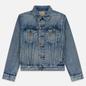 Женская джинсовая куртка Polo Ralph Lauren Denim Trucker 13.5 Oz Fontaine Wash Light Indigo фото - 0