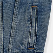 Женская джинсовая куртка Polo Ralph Lauren Denim Trucker 13.5 Oz Fontaine Wash Light Indigo фото- 3