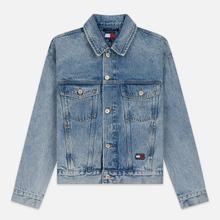 Женская джинсовая куртка Tommy Jeans Heritage Denim Light Blue фото- 0